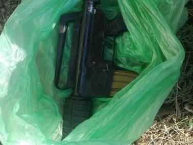 الشرطة: ضبط بندقية في منطقة مفتوحة في بلدة ميسر