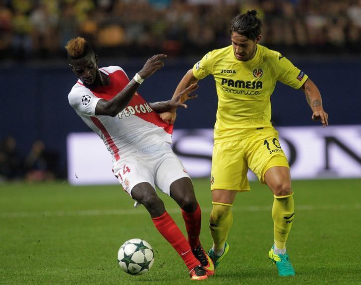 موناكو الفرنسي يفوز على نظيره فياريال الإسباني