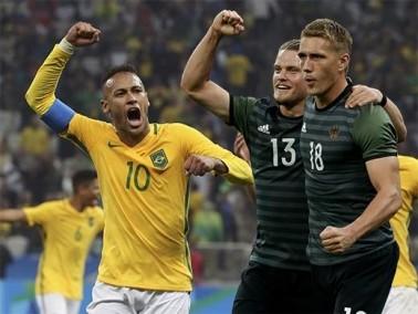 نهائي الأولمبياد: البرازيل تواجه ألمانيا