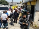 كفركنا: توتر ومناوشات بين الوحدات الشرطة الخاصة والاهالي