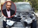 التحقيق في إندلاع النيران بسيارة الفنان والمطرب زهير فرنسيس في حيفا