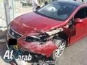 إصابة 3 أشخاص بجراح متفاوتة جراء حادث طرق في دير الأسد