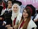 كلية القدس بارد للآداب والعلوم في جامعة القدس تقيم حفل تخريج لطلبتها