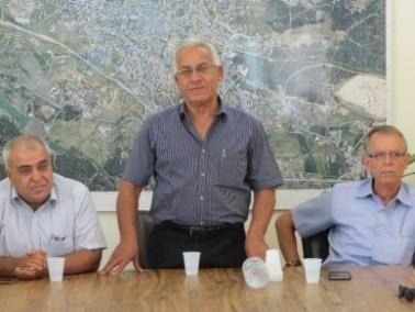 بلدية شفاعمرو تكرم مديرها العام عادل سمحات