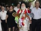الناصرة: الاحتفال بعيد رقاد السيدة العذراء في كنيسة الروم الارثوذكس