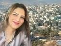 العاملة الإجتماعية الكناوية نجلاء امارة مقاري: المرأة لا تقل قدرة عن الرجل