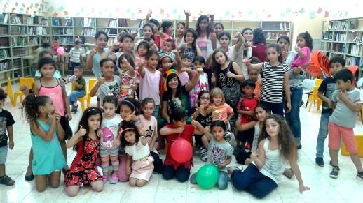 عيلوط: اختتام برنامج مدينة الأولاد والشباب