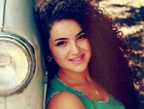 ليدي- ساندرا حاج ابنة عبلين تستعد لإطلاق البومها الاول من مصر