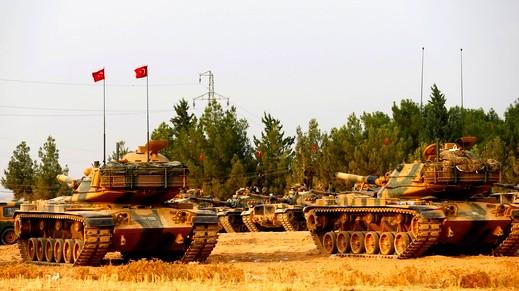 تركيا: طهّرنا حدودنا من داعش