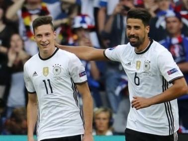 خضيرة يهنئ موهبة ألمانيا الصاعدة