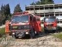 حريق في منزل في كفرقاسم دون وقوع اصابات