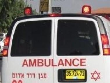 إصابة طفلة (7 سنوات) بحروق بسبب ماء مغلي في بني براك
