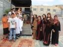 باقة الغربية: احتفال مهيب بالحج وعيد الأضحى في مدرسة ابن خلدون
