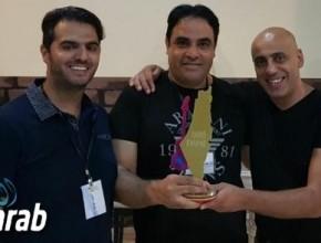 ليدي- فرقة زمن العكية تحصل على جائزة أفضل أغنية فلسطينية