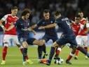 دوري الأبطال: التعادل يحسم مواجهة أرسنال وباريس سان جيرمان