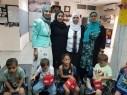 موظفو بنك هـﭙـوعليم انطلقوا بنشاط تطوعي تكريمًا لعيد الأضحى المبارك