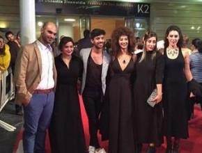 الفيلم الفلسطيني بر بحر يفوز بجائزة في مهرجان تورنتو