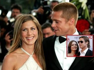 أنيستون تشمت لطلاق براد وأنجيلينا: تحققت العدالة