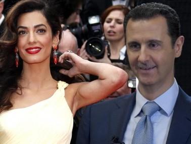 امل كلوني تريد محاكمة بشار الأسد