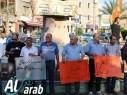 سخنين: وقفة إحتجاجيّة تضامنًا مع التجمع ضد الملاحقات السياسية على الحزب