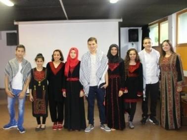مدرسة الجليل الناصرة تشارك في مخيم السلام