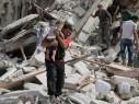 مقتل 180 شخصا على الأقل في حلب منذ انهيار الهدنة والقصف السوري والروسي مستمر