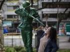 تماثيل بشرية غريبة في بوينس آيرس..صور