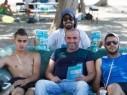 حملة خرجت نظيفاً خرجت مجانًا تغلق صيفا ثانيا في شواطئ طبريا