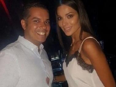 نادين نسيب نجيم تنشر صورة لها برفقة شقيقها