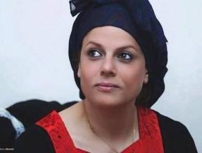 ليدي- بروين عزب محاميد بطلة الفيلم الروائي حرمان