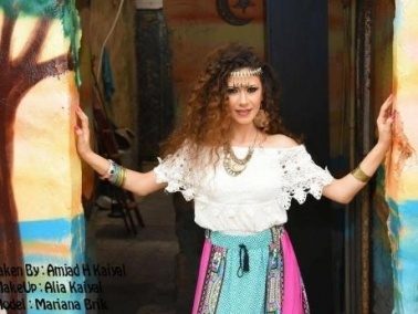 ليدي- مريانة بريق: الرقص عشقي