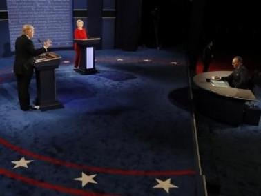 المناظرة الأقوى في التاريخ: كلينتون تفوز على ترامب