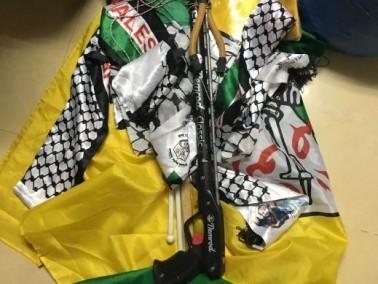 القدس: مداهمة مخيم شعفاط وضبط أسلحة