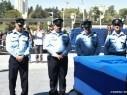 أردان والشيخ يواكبان جاهزية الشرطة بشأن جنازة بيرس