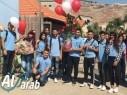 مجد الكروم: طلاب ثانوية الشاغور يزورون مدرسة الحياة للتعليم الخاص