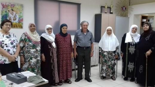 حيفا: محاضرة عن الفيروسات والفطريات