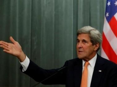 كيري: سنعمل مع روسيا على إحياء وقف النار في سوريا