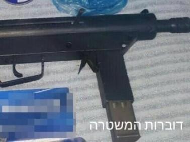 الشرطة: إعتقال مشتبه من الفريديس بعد ضبط بندقية