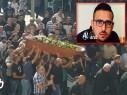 الرامة تشيّع جثمان الشاب سعيد سمعان (24 عامًا) ضحية جريمة القتل