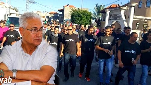 الحراك الشبابي- سخنين ينتقد مازن غنايم