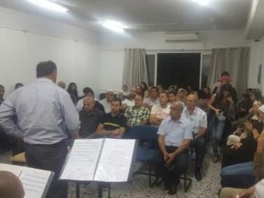 كلية الناصرة وبيت الكاتب يحتفلان بالكاتبة عهود فايد