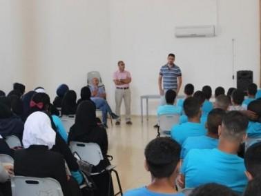 حورة: مشروع التوجيه اكاديمي في مدرسة عهد