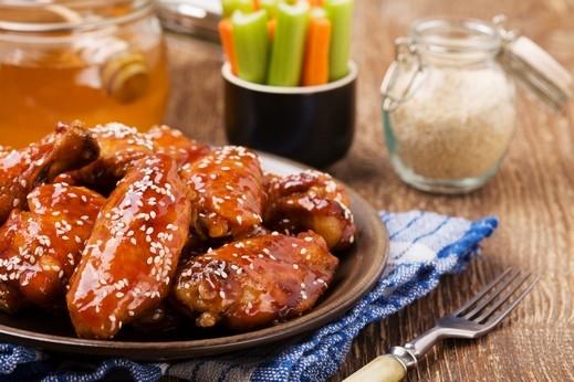 حضّري جوانج الدجاج بالسمسم...صحتين