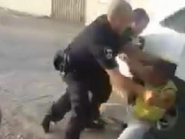 مواطنون من جت: الشرطة تعاملت مع شاب بلا انسانية