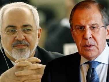 لافروف وظريف:الإتفاق السياسي هو الحل للأزمة السورية