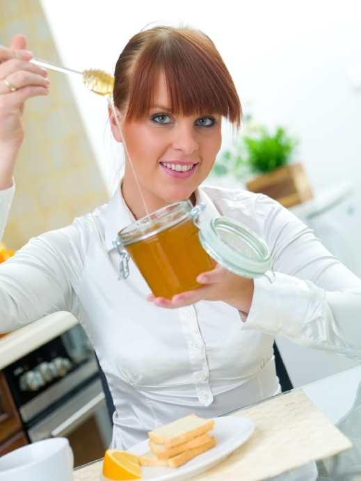 طرق بسيطة لتخفيف الوزن بواسطة العسل!