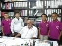 كابول: إنتخاب علي سميح خطيب رئيسًا لمجلس طلاب إبن سينا الابتدائيّة
