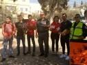 إدارة مدرسة أوريت تزور رئيس بلدية الناصرة علي سلّام