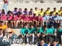 نحف: افتتاح دوري كرة القدم بعنوان نعم للرياضة لا للمخدرات والكحول