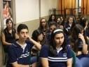 الناصرة: مدرسة راهبات الفرنسيسكان تستضيف الأديبة رجاء بكرية